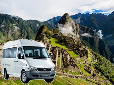 Tour a Machu Picchu por carro en 2 dias