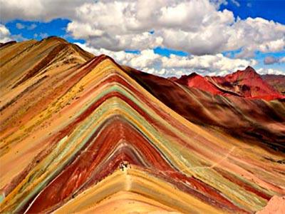 Montaña de 7 colores Vinicunca Tour 1 día