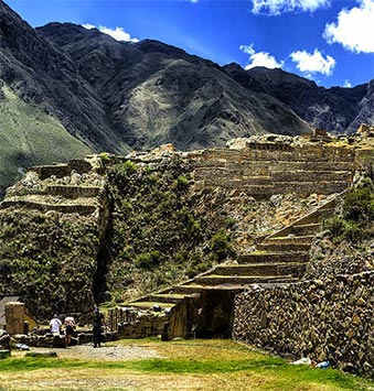 Tour valle sagrado de los Incas 1 dia