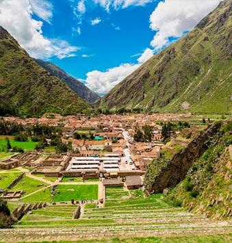 Tour Valle Sagrado de los Incas 2 Días